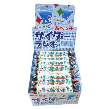あべっ子 サイダーラムネ(14粒)×60個×1箱
