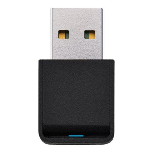 BUFFALO 11ac(Draft) 433Mbps USB2.0用 無線LAN子機 WI-U2-433DM