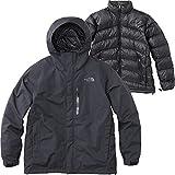 【2018秋冬】THE NORTH FACE Zeus Triclimate Jacket (ゼウストリクライメートジャケット) ブラック(K) NP61833 (Lサイズ)