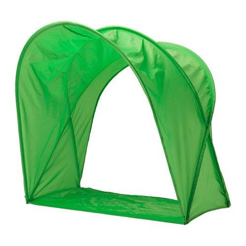 IKEAベッドテント