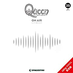 クイーンLPレコードコレクション 25号 (オン・エア~BBCセッションズ) [分冊百科] (LPレコード付) (クイーン・LPレコード・コレクション)