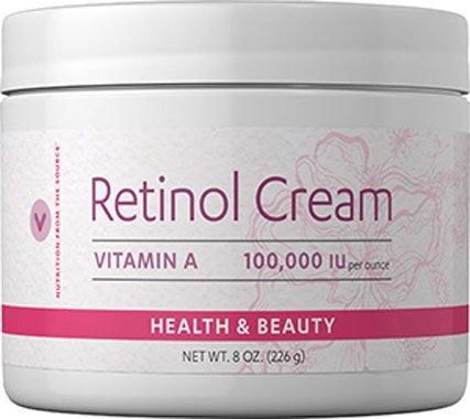Vitamin World ビタミンワールド レチノールクリーム226g(8oz)[並行輸入品]