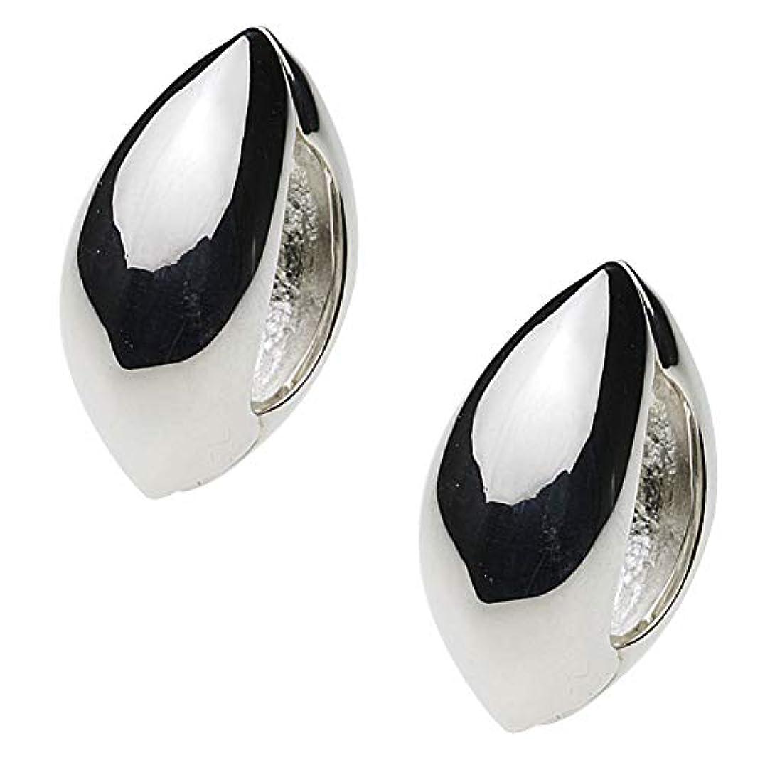 コールバドミントン上記の頭と肩【セノーテ】 cenote e3011 【シルバーアクセサリー】 2個セット 甲丸シンプルイヤークリップ