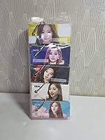 TZUYUツウィ/TWICEトゥワイス写真付【単語暗記カード5点】韓国