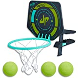 Nerf Sports - Dude Perfect Mini Perfect Shot Hoop - Family Basketball Game - Ages 6+