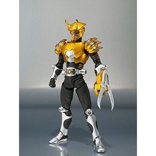 BANDAI from Japan Action Figure Masked Kamen Rider Ryuki RYUGA S.H.Figuarts