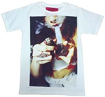 日本未発売! セクシー Tシャツ ストリート & スケーター ボング BONG2 No.005 (Lサイズ)