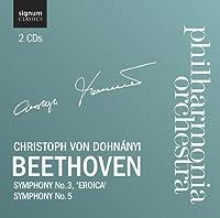 Symphony 3: Eroica / Symphony 5 by LUDWIG VAN BEETHOVEN (2009-10-27)