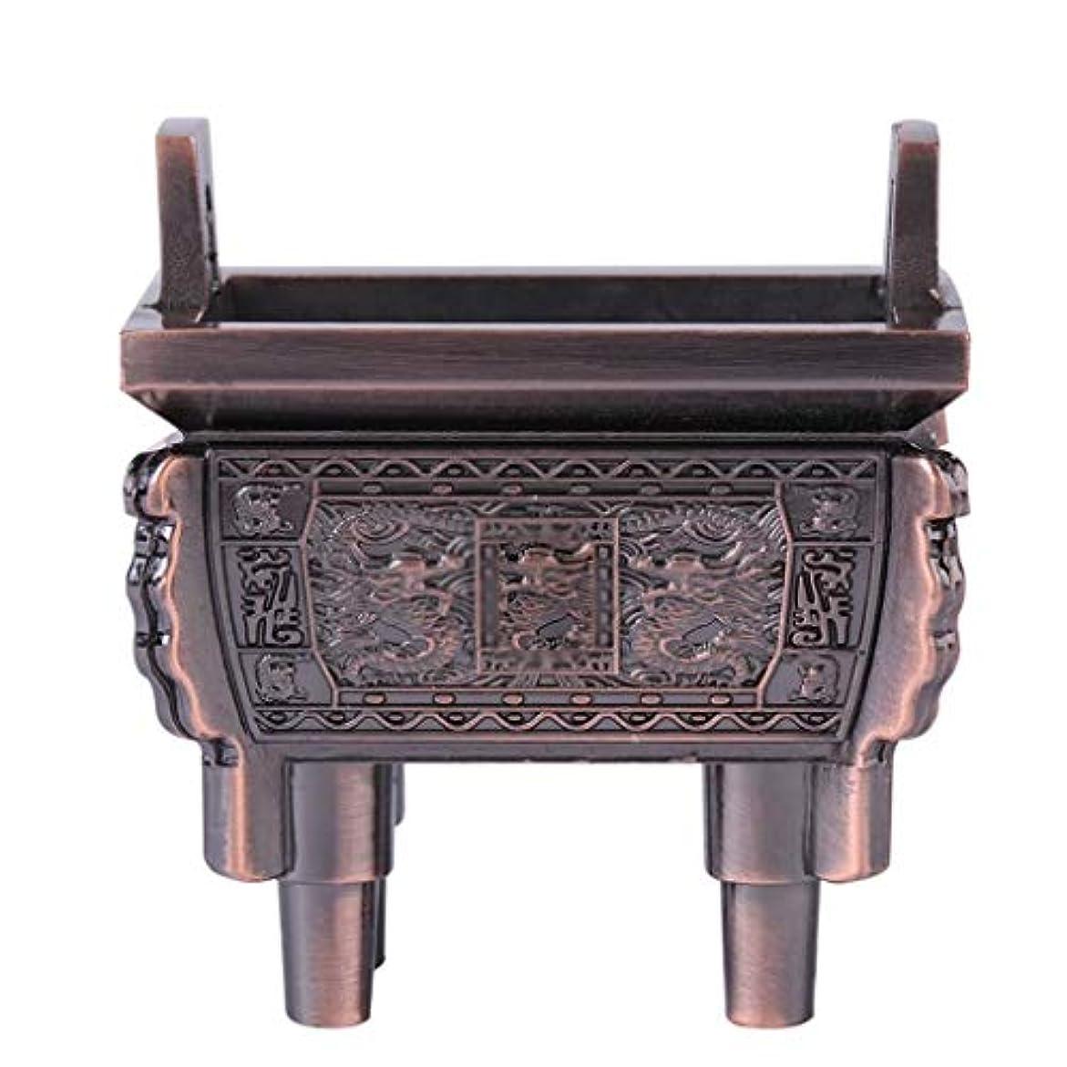 官僚ヤギ出演者芳香器?アロマバーナー 総本店のホテルの喫茶店の使用のための小型多機能香の棒のバーナーのホールダーのセンサー アロマバーナー芳香器 (Color : Brass)