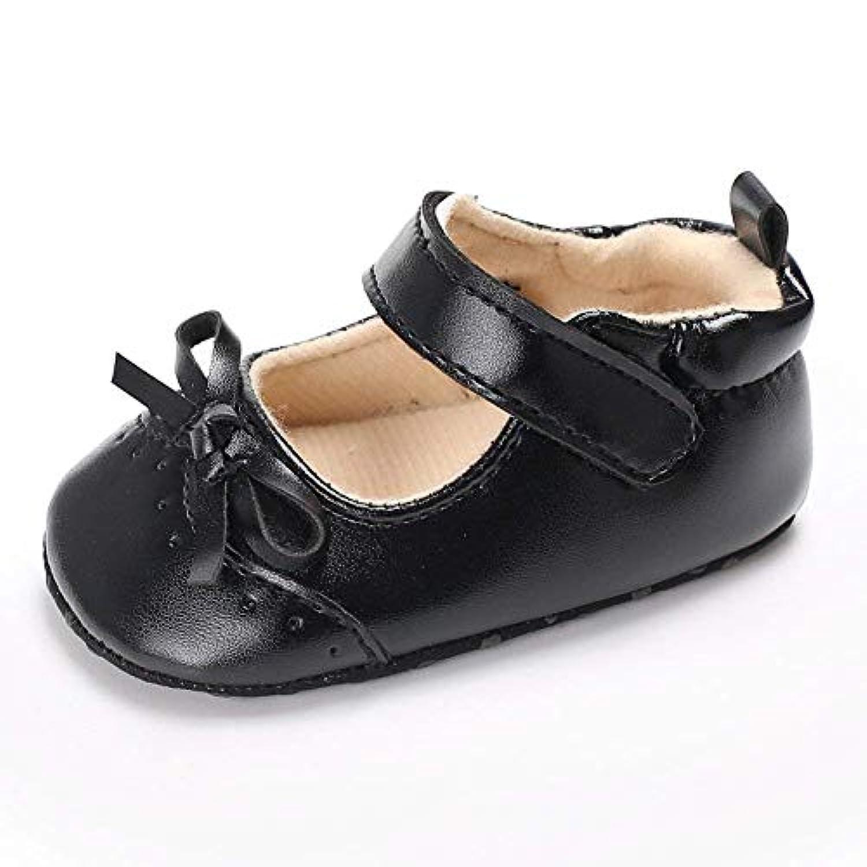 フォーマル ベビーシューズ 女の子 ファースト靴 パンプス 蝶結び 赤ちゃん ドレス靴 滑り止め 出産お祝い 結婚式 三五七