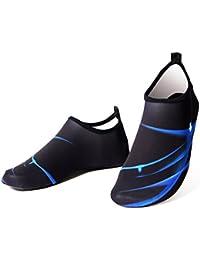 男女兼用マリンシューズ マリンシューズ 速乾シューズ アクアシューズ サーフィン/ヨガ/水上スポーツなどの有酸素運動に最適