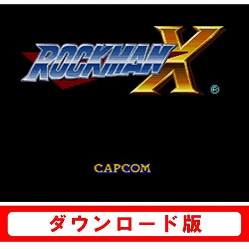Newニンテンドー3DS専用 ロックマンX【スーパーファミコンソフト】 [オンラインコード]