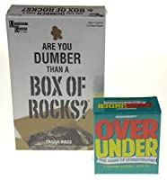 Over Under Game & are You Dumber Than A Box of Rocksゲームバンドル