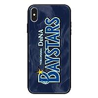iPhone 7 背面 ガラス ブラック 薄型 スマホケース スマホカバー pg061(A) 横浜 DeNA ベイスターズ 公式 グッズ アイフォン7 アイフォンセブン スマートフォン スマートホン 携帯 ケース アイホン7 アイホンセブン TPU バンパー スマフォ カバー