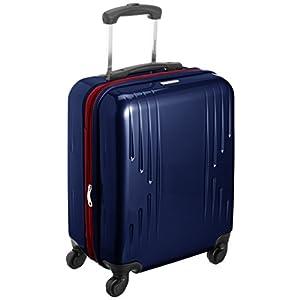 [ルコックスポルティフ] Le Coq Sportif スーツケース マックスキャビンTSAロック(ココキャリー) 36937 015 (ネイビー)