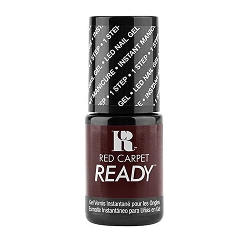 救いマイコン早めるRed Carpet Manicure - One Step LED Gel Polish - On-Set Fling - 0.17oz / 5ml