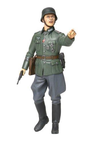 1/16 ワールドフィギュアシリーズ No.13 1/16 WWII ドイツ 野戦指揮官 36313