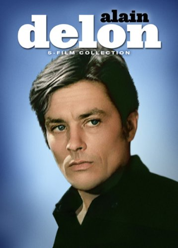 Alain Delon - Five Film Collection (The Widow Couderc / Diabolically Yours / La Piscine / Le Gitan / Notre Histoire)