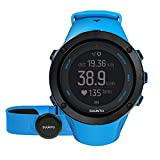 SUUNTO(スント) AMBIT3 PEAK SAPPHIRE BLUE (HR) 【日本正規品】 時刻表示 GPS コンパス 心拍計 Bluetooth [メーカー保証2年]