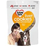 love'em Cookies Soy & Wholemeal 450g, 1 Pack
