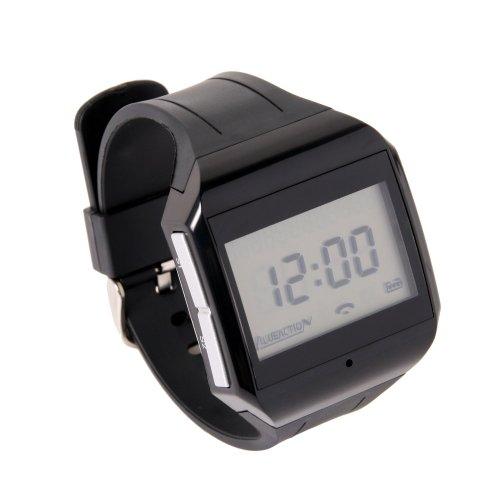 サンコ- Bluetoothデジタル腕時計 BLTDTAWC