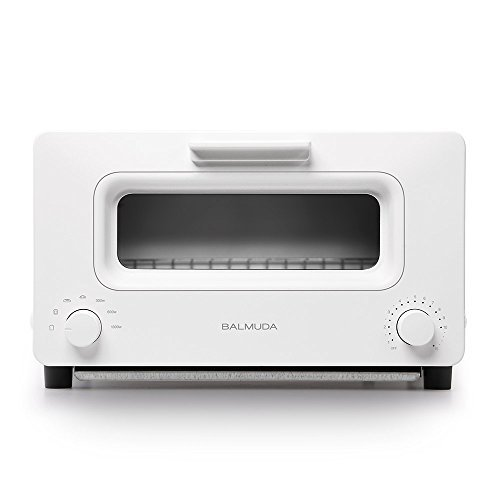 RoomClip商品情報 - Steam oven toaster BALMUDA The Toaster K01A-WS (White) [並行輸入品]