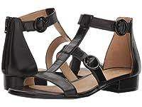 Naturalizer(ナチュラライザー) レディース 女性用 シューズ 靴 サンダル Mabel - Black Leather 7 M (B) [並行輸入品]