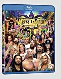 WWE レッスルマニア34 Blu-ray 日本のプレーヤーで再生可能 日本語字幕なし シンスケ・ナカムラ 日本人初の快…