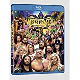 WWE レッスルマニア34 Blu-ray 日本のプレーヤーで再生可能 日本語字幕なし シンスケ・ナカムラ 日本人初の快挙‼レッスルマニアでWWE王座戦に挑む‼