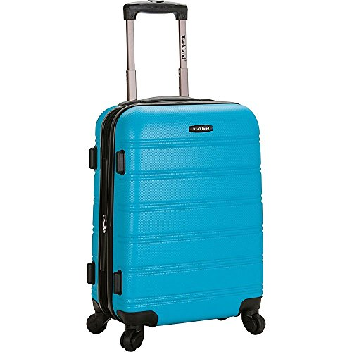 (ロックランドラッゲージ) Rockland Luggage メンズ バッグ キャリーバッグ Melbourne Upright Carry-On Luggage - 20' 並行輸入品