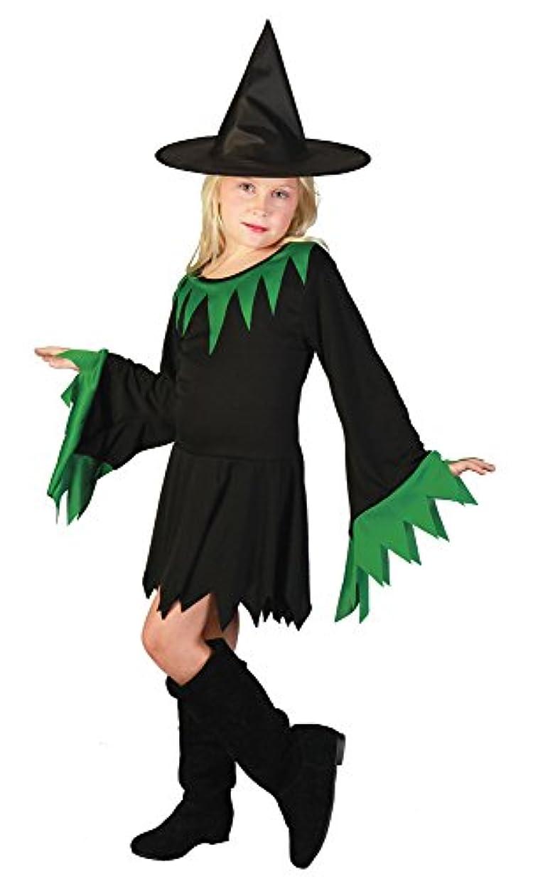 人気のフライカイトベーコンBristol Novelty Black Witch M . Childrens Costumes - Girls - Medium