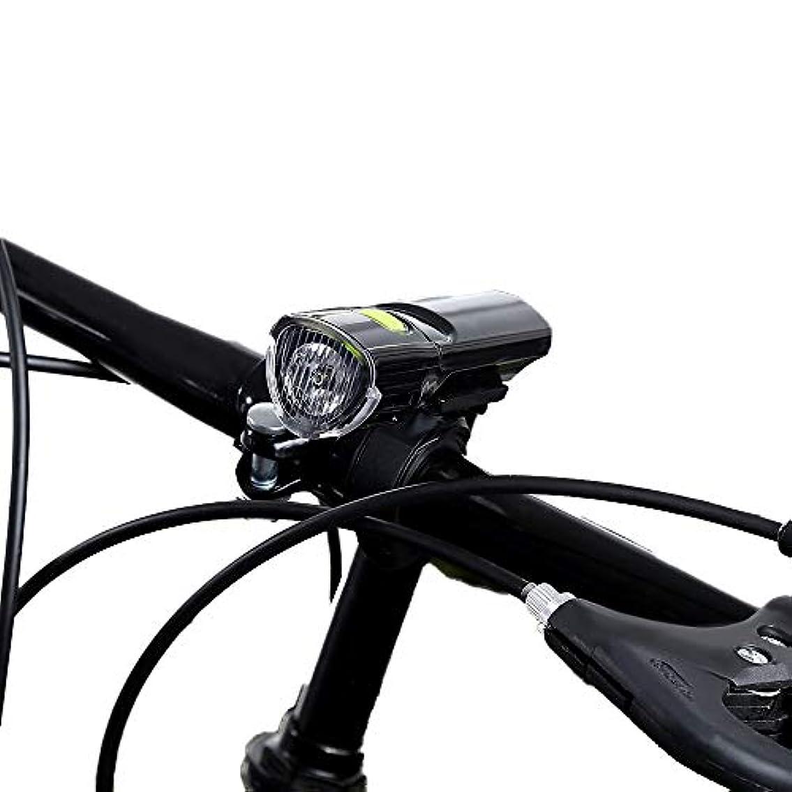 窓薬委任するセーフティライトヘッドライト懐中電灯バイクアクセサリーを警告アウトドア自転車Mtb防水Ledフロント