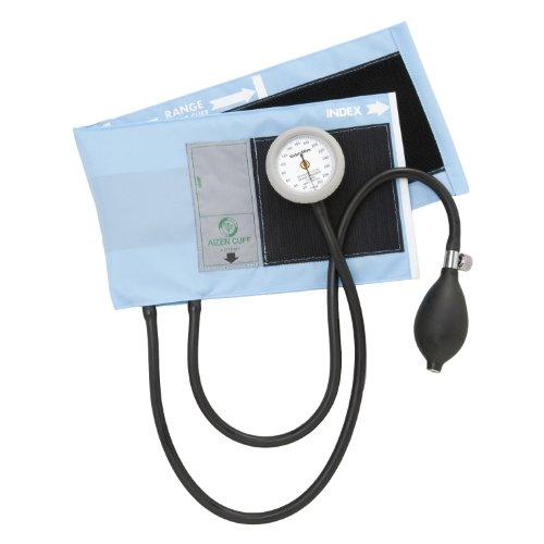 AIZEN_耐衝撃性ギヤフリーアネロイド血圧計_ナイロンカフ...