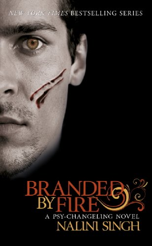 Branded by Fire: Book 6 (Psy-Challenging) (English Edition)