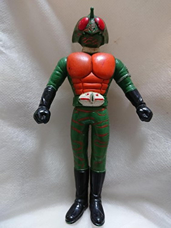 仮面ライダー ソフビ 日本製 1989 仮面ライダーアマゾン 約16cm