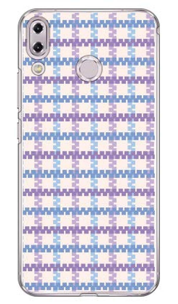 うるさいオアシス挨拶する[ZenFone 5 ZE620KL?ZenFone 5Z ZS620KL/MVNOスマホ(SIMフリー端末)専用] Coverfull スマートフォンケース Cf LTD パターン-26 (クリア) MASZF5-PCNT-152-MNE2