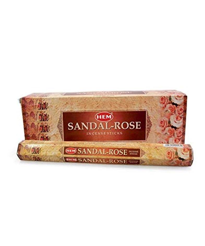 にやにや寛容な時々Hem Sandal Rose Incense Sticks(9.3 cm X 6.0 cm X 25.5cm, Black)