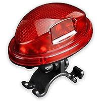 テールライト 自転車 レーザーテールライト セーフティライト USB充電式 防水 1600mah 7種点灯モード LEDフラッシュモード LDフラッシュモード 走馬灯モード