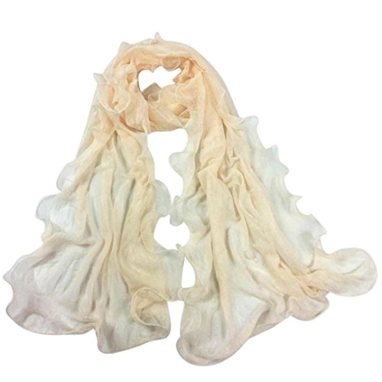誘う適合するフィットネスDourabbi ファッション 女性 冬 ソリッド ロング ソフト スカーフ ラップ ショール ストール パシュミナ スカーフ