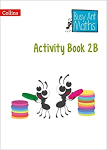 Year 2 Activity Book 2B (Busy Ant Maths) (English Edition)