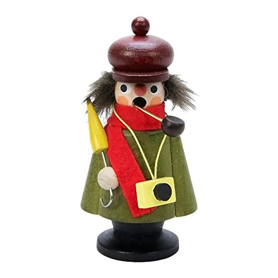 東部処分した花瓶Ulbricht trourist Incense Smoker 2x2x4 35-179