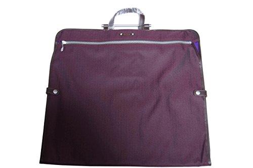 ポールスミス PaulSmith ガーメント メンズ ビジネスバッグ 出張用 スーツ収納 エンジ 新品正規品【並行輸入品】