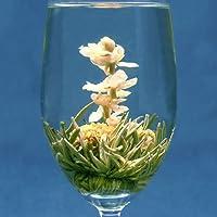 お花が開く幸せ工芸茶 東方美人 8個入り 正式検疫品 中国茶葉 花茶 ジャスミン茶葉 ジャスミンティー セット