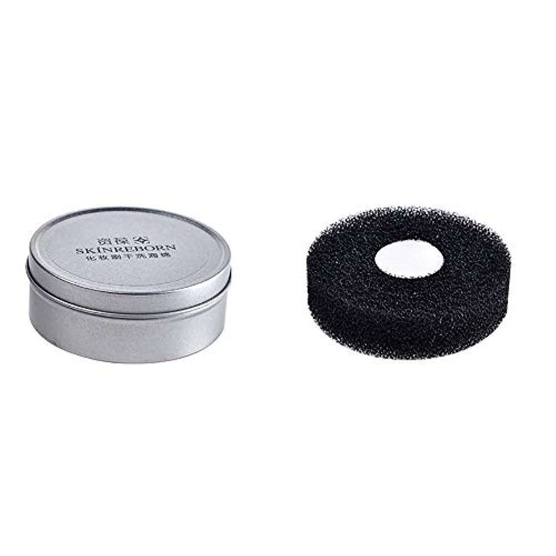セッションなのでブースメイクブラシ 化粧ブラシ 化粧筆 こすり洗い スポンジ クイックドライ 掃除箱 アーティファクト シャオメイスター