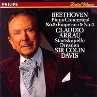ベートーヴェン : ピアノ協奏曲第5番変ホ長調 「皇帝」