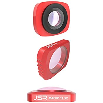 LICHIFIT dji osmo pocketレンズフィルター CR広角レンズ+12.5Xマクロ+cplフィルターセット レンズプロテクタ 風景撮影 アクセサリー