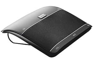 Jabra FREEWAY ブラック ワイヤレス Bluetooth ポータブルスピーカー スピーカーホン (車載用) 【日本正規代理店品】