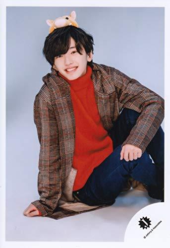 関西ジャニーズJr 公式 生 写真(道枝駿佑)J00063