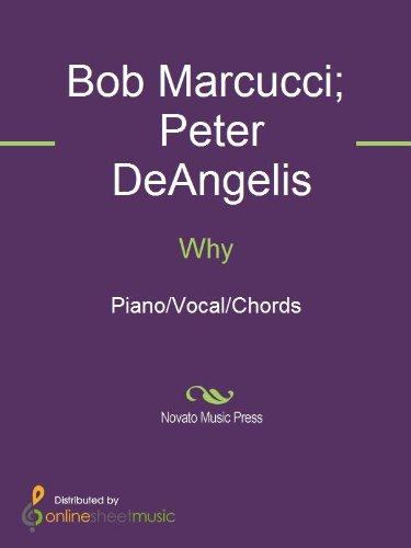 Amazon | Why (English Edition) [Kindle edition] by Bob Marcucci ...