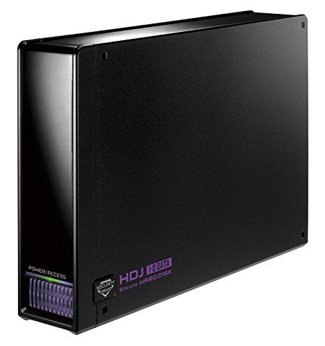 I-O DATA USB2.0/1.1対応外付型 ハイセキュリティハードディスク2TB HDJ-HSU2.0B